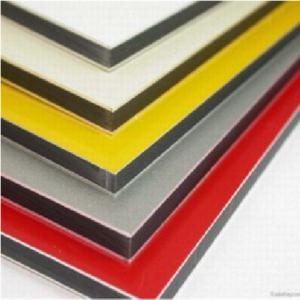 Aluminium Composite Panels (ACM)