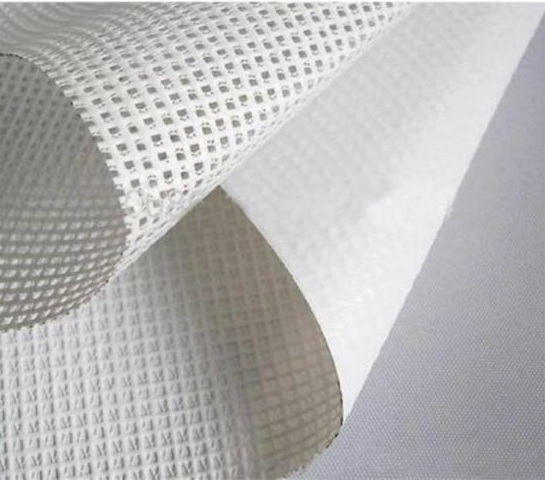 PVC MESH WITH LINER