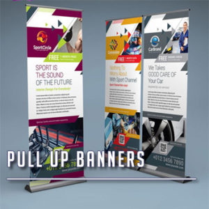 Pull-Up Banner System